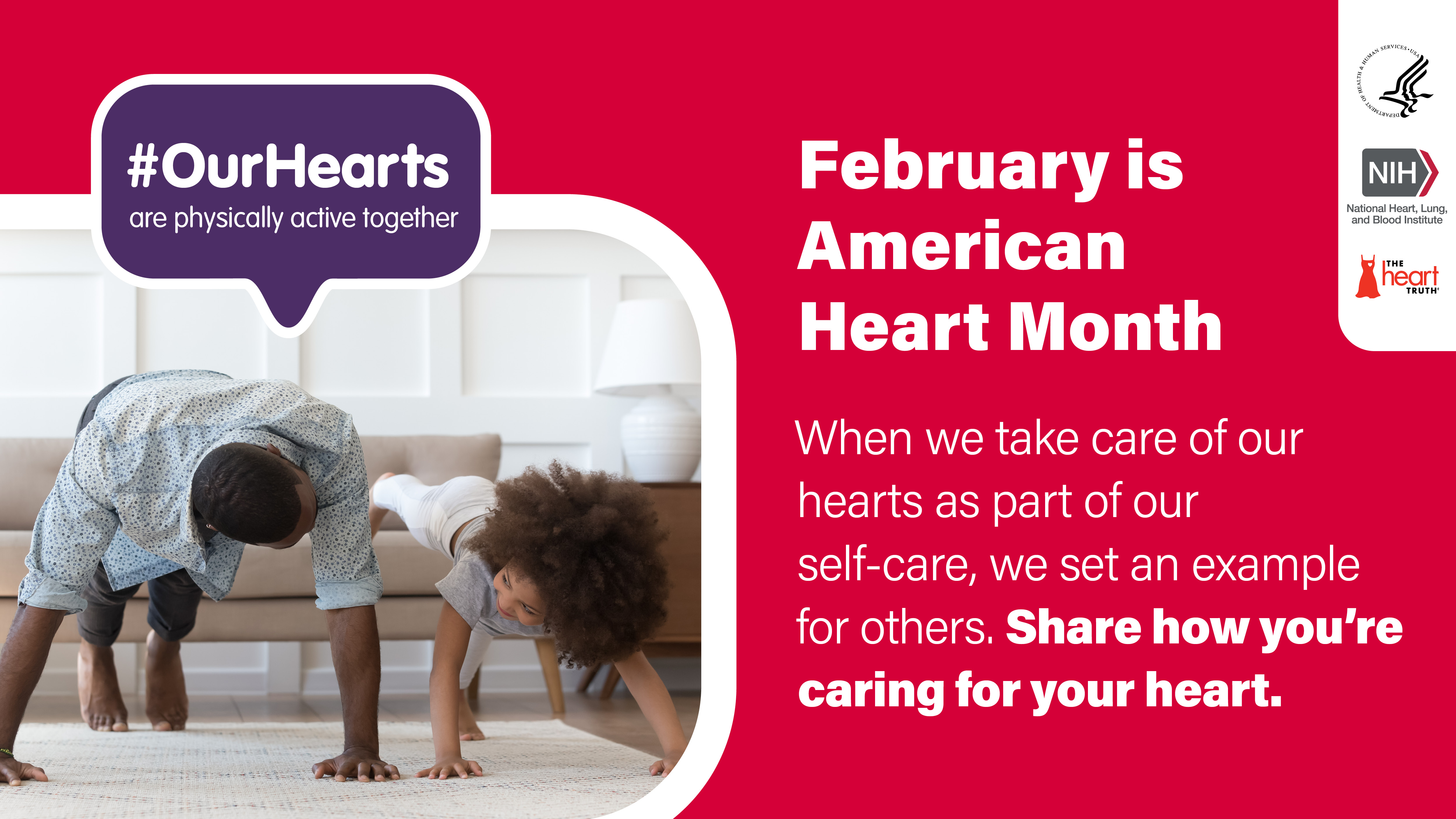 American Heart Month-Self Care