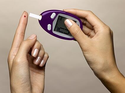 diabetes test kit