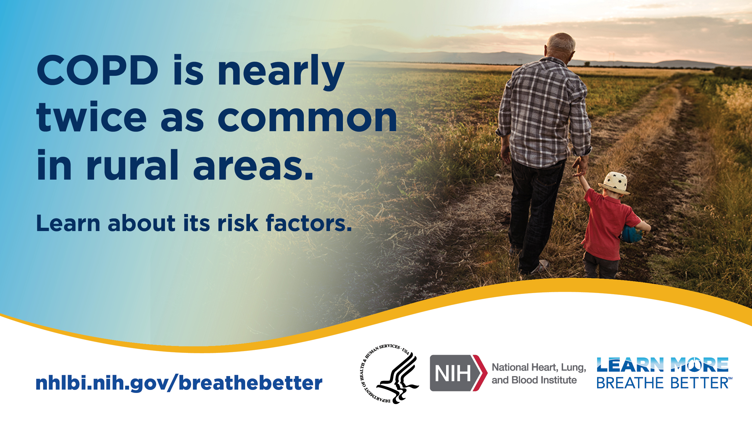 COPD rural areas